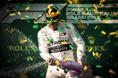 Schumacher: Bottas Menang di F1 GP Australia 2019 karena Faktor Keberuntungan
