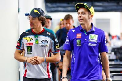 Rossi Telah Siapkan Penerus saat Pensiun Nanti