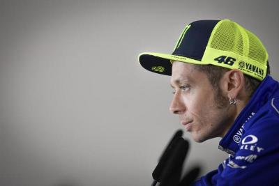 Meski Jadi Bintang MotoGP, Rossi Akui Pernah Merasa Bosan Jadi Pembalap