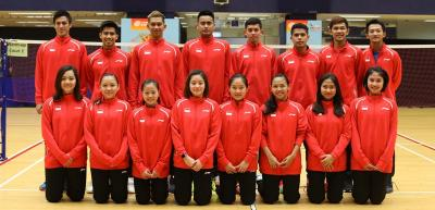 Susunan Pemain Tim Indonesia vs Thailand di Piala Tong Yun Kai 2019