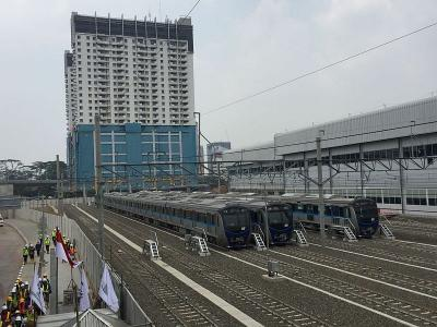 24 Maret Momen Sejarah Transportasi RI, Peresmian MRT Fase I dan Groundbreaking Fase II