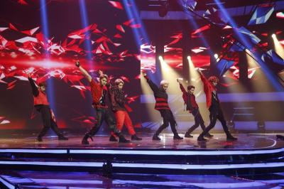 Z-Boys dan Z-Girls Ikut Meriahkan Semi Final The Voice Indonesia
