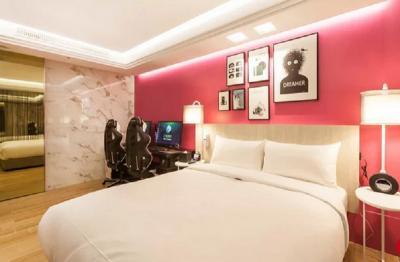 Intip Hotel Khusus Gamers, Dijamin Nggak Mau Pulang!