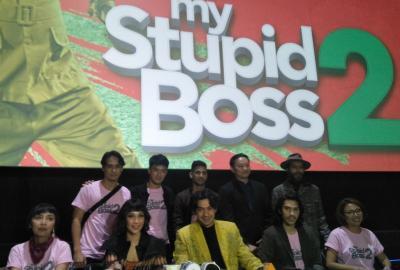 Reza Rahadian Anggap My Stupid Boss 2 Lebih Fresh dari Film Pertama