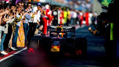 Usai F1 GP Australia 2019, Mercedes Waspadai Pergerakan Red Bull