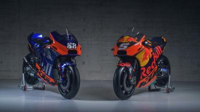 KTM Tegaskan Takkan Tiru Tim Lain soal Penggunaan Sasis
