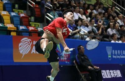 Shesar Kecewa Indonesia Dihentikan Jepang di Semifinal Tong Yun Kai Cup 2019