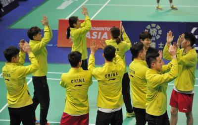 China Juarai Piala Tong Yun Kai 2019 Usai Kandaskan Jepang