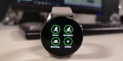 Galaxy Watch Active Masuk Indonesia Bisa Terhubung dengan Ponsel