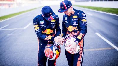 Red Bull Berharap Bisa Menangi Balapan Sebelum Jeda Musim Panas