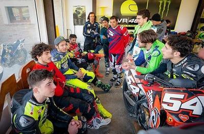 Alasan Rossi Senang Berlatih dengan Anak-Anak Didiknya