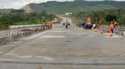 Presiden Jokowi: Proyek Tol Banda Aceh-Sigli Lampaui Target