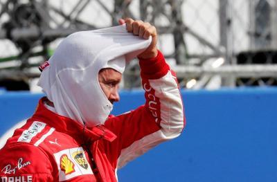 5 Pembalap yang Paling Diwaspadai Vettel di F1 2019