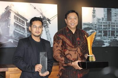 Lewat Saumata Apartment, Sutera Agung Properti Raih Penghargaan Internasional