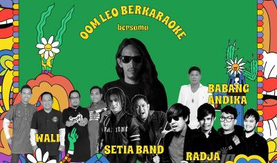 Isi Synchronize Fest 2019, Wali Tampil Beda?