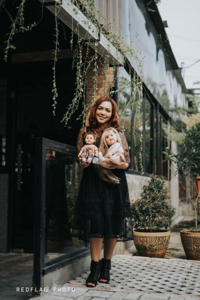 Mengenal Vero & Gita, Boneka Lukthep yang Membawa Keberuntungan dan Prokteksi