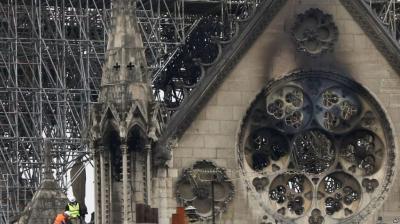 Orang Kaya Perancis Sumbang Ratusan Juta Dolar untuk Restorasi Katedral Notre Dame