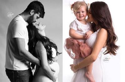 5 Pesona Natalia Becker, Dokter Cantik yang Sedang Hamil Anak Kedua Kiper Liverpool