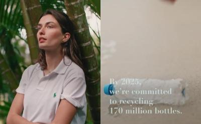 Kurangi Limbah Plastik, Sekarang Ada Polo Shirt dari Daur Ulang Botol Kemasan