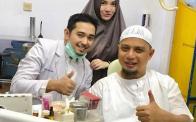 Putra Ustaz Arifin Ilham Heran Kabar Ayahnya Meninggal Beredar Lagi