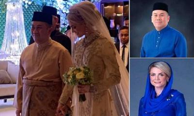 Putra Mahkota Kerajaan Malaysia Nikahi Perempuan Swedia