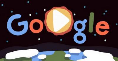 Google Doodle Rayakan Hari Bumi dengan Animasi Unik
