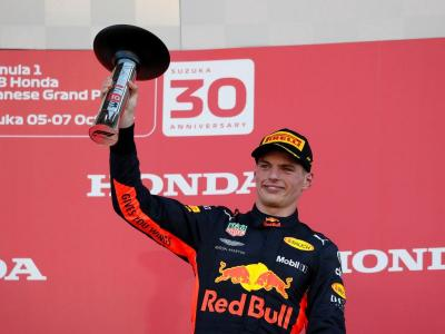 Bos Red Bull Yakin Kematangan Verstappen Akan Berbuah Manis