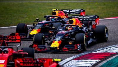 Horner Bantah Red Bull Targetkan Menangi 5 Balapan di F1 2019