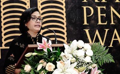 Sri Mulyani Sudah Dapat Arah Keuangan 2020 dari Presiden