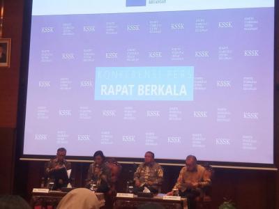 KSSK: Kondisi Ekonomi Indonesia Stabil di Kuartal I-2019