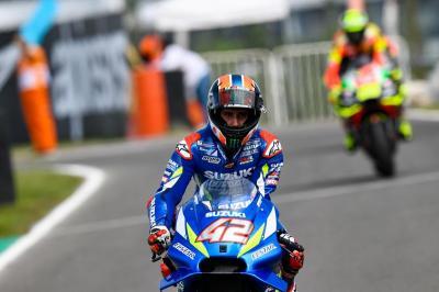 Guintoli Beberkan Kunci Sukses Penampilan Gemilang Rins di MotoGP 2019