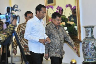 Pasca Pemilu, Jokowi: Jangan Sampai Riak-Riak Kecil Ganggu Keamanan dan Ketertiban
