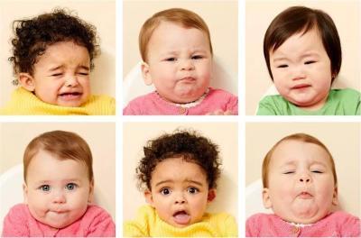 Kenali Arti Mimik Wajah Bayi saat Disuapi Makan