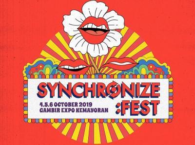 Suguhkan Genre Melayu, Tiket Synchronize Fest 2019 Ludes Terjual
