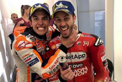 Dovizioso Ungkap Penyebab Ducati Kesulitan Kalahkan Marquez