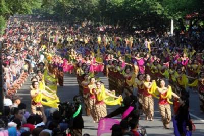 Sambut Hari Tari Sedunia, 5.000 Jaranan di Solo Siap Pecahkan Rekor Muri