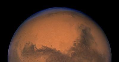 NASA InSight Deteksi Gempa Pertama Kali di Mars