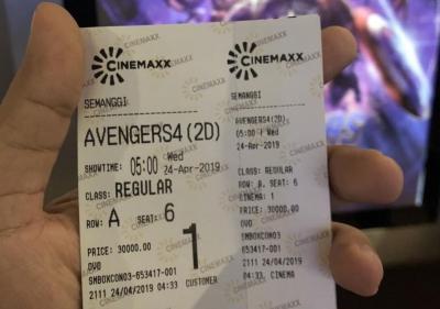 Cerita Fans Avengers Endgame Nonton Jam 5 Subuh: Banyak Penderitaan!