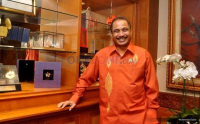 Arief Yahya Dinobatkan sebagai Menteri Berprestasi Tinggi Kabinet Kerja