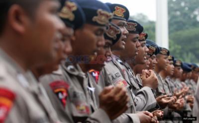 Bulan Ramadan, 27 Personel Polisi Disiagakan di Jakarta