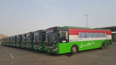 Bus Sholawat Dipastikan Layani Seluruh Jamaah Haji RI