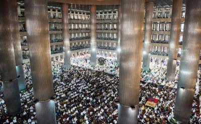 Cerita di Balik Renovasi Masjid Istiqlal