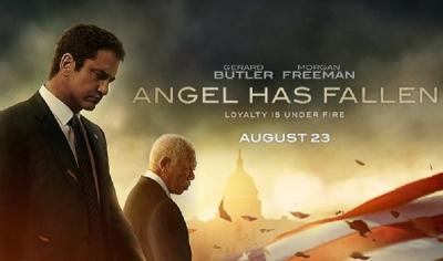Gerard Butler Jadi Kambing Hitam di Angel Has Fallen, Ini Trailernya