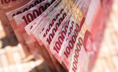 Menutup Pekan, Rupiah Masih Tertahan di Level Rp14.450 USD
