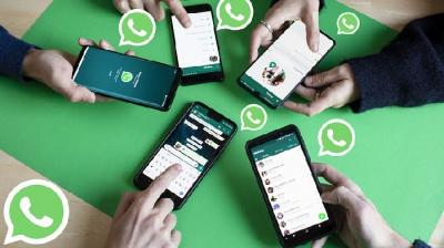 Pendiri Telegram Sindir WhatsApp Tidak Pernah Aman