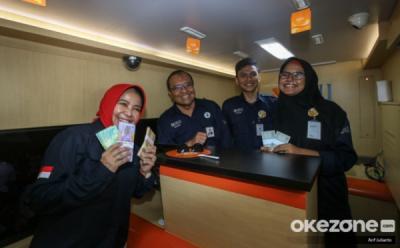BI Siapkan Layanan Tukar Uang Lebaran di Rest Area