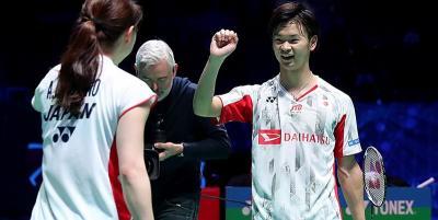 Yuta Watanabe Pede Jepang Juarai Piala Sudirman 2019