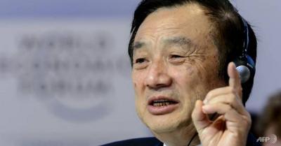 Pendiri Huawei Siap Hadapi Amerika Serikat