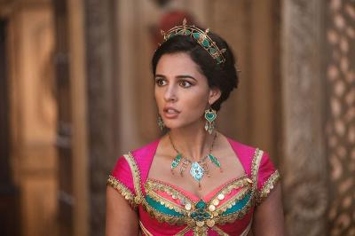 Alasan Fans Tolak Naomi Scott Perankan Putri Jasmine dalam Aladdin