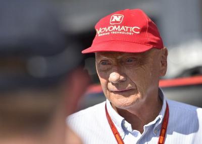 Apresiasi Kehebatannya, Niki Lauda Sempat Dibuatkan Film